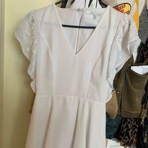 Gorgeous white Lovers & friends dress- worn 1x